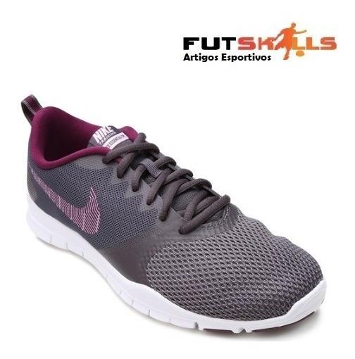 Tênis Nike Flex Essential Tr Feminino - Cinza