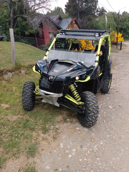 Canam Maverick 1000 Turbo