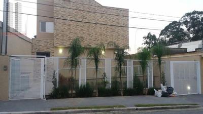 Sobrado Residencial À Venda, Vila Formosa, São Paulo. - So1037