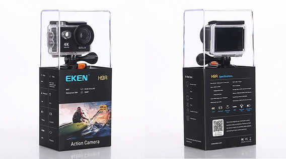 Camera De Ação Eken H9 4k Promoção Frete Grátis