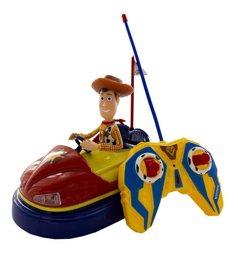 Toy Story 4 - Radio Control Woody De Disney