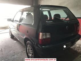 Fiat Uno 3 Ptas Gnc Super Economico Estereo Usb Pedyautos