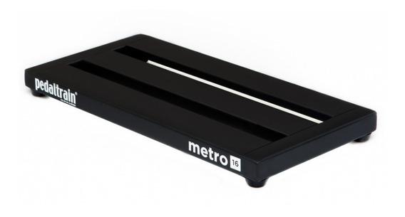 Pedalboard Frame Pedaltrain Pt-m16   Softcase   Preto