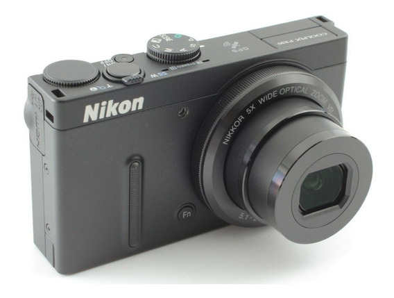 Nikon Coolpix P330 12.2mp Digital Camera