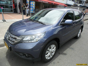 Honda Cr-v 2wd Lxc 2.4l At