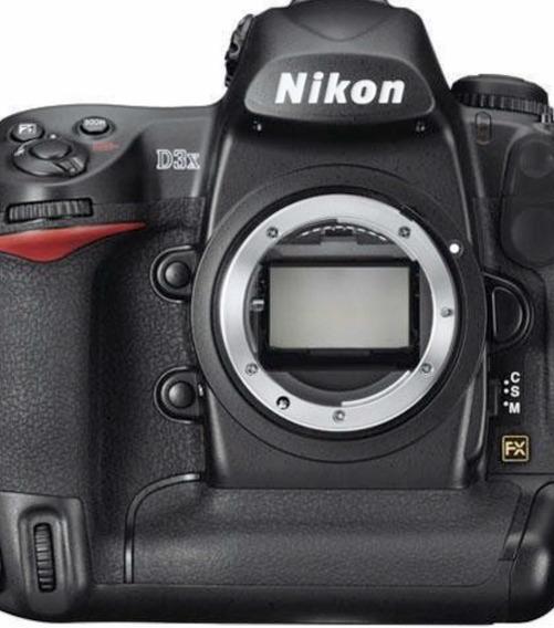 Nikon D3x Apenas Corpo