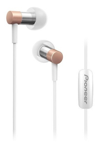 Audífonos Pioneer In-ear  De Alta Resolución Ch3 Pink