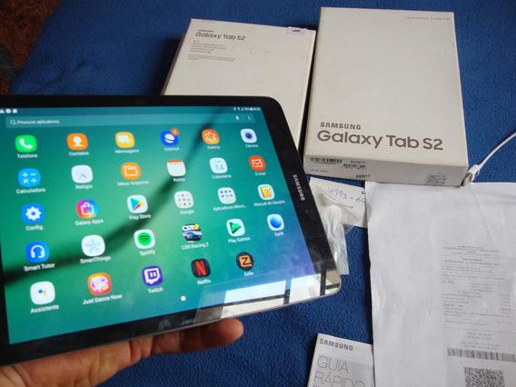 Galaxy Tablet S2 Samsung - Sm-t819y (muito Novo)