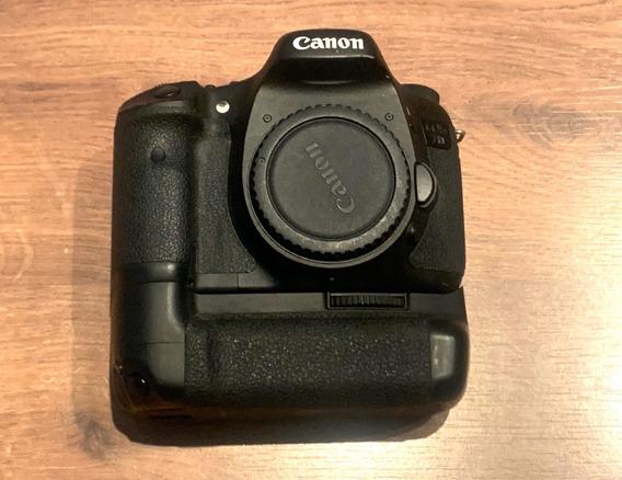 Câmera Fotográfica Profissional Canon 7d + Grip Original.
