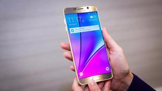 Celular Samsung Note 5 Libre Color Gris Entrega Capital Mp