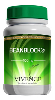 Beanblock® 100 Mg - 60 Cápsulas