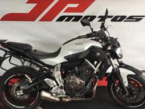 Yamaha Mt 07 2016 Branca