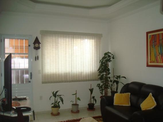 Sobrado 3 Dorm 1 Ste 109m² A/c X Casa Térrea (+) Vlr