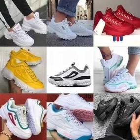 Zapatos Fila Disruptor Clasicos Ii