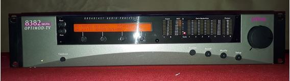 Processador Orban 8382 Digital Tv E Fm