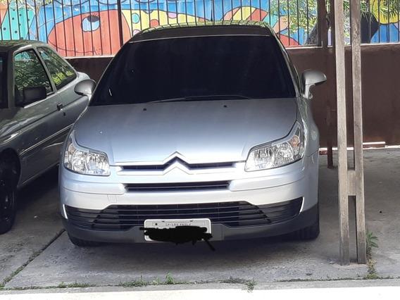 Citroën C4 Pallas 2.0 Glx Flex 4p 2010