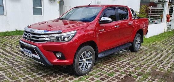 Toyota Hilux Srx 4x2 Mt 2017