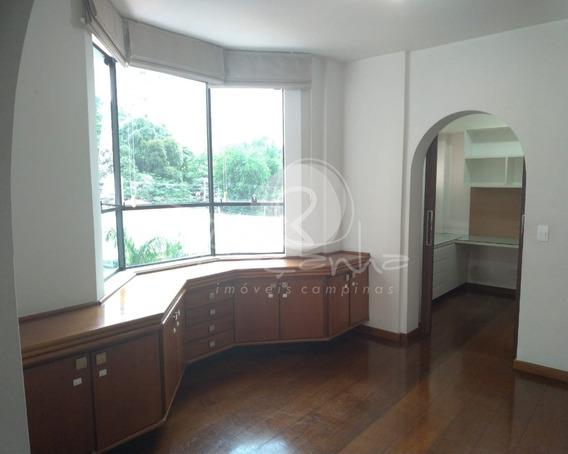 Apartamento Para Venda No Cambuí Em Campinas - Imobiliária Em Campinas - Ap02794 - 33641275