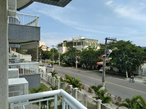 Apartamento À Venda, 80 M² Por R$ 480.000,00 - Itaipu - Niterói/rj - Ap47437