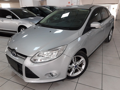 Ford Focus Sedan 2.0 Se Flex Aut. 4p 2015