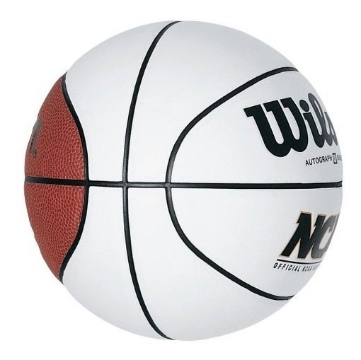 Wilson Mini Ncaa Autógrafo Baloncesto