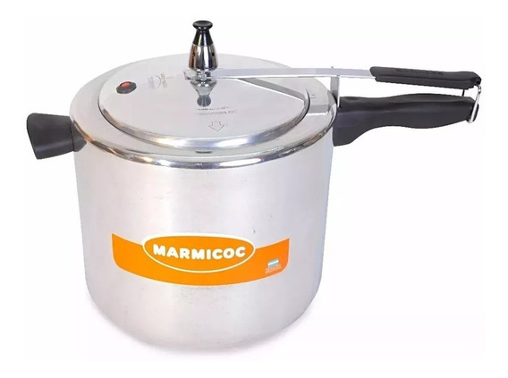 Olla Presion Marmicoc T-07 Aluminio 7 Lts Soundgroup Palermo