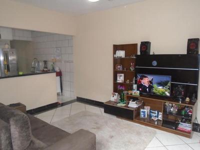 Casa Com 2 Dormitórios À Venda, 80 M² Por R$ 280.000 - Jardim Quietude - Praia Grande/sp - Ca3001