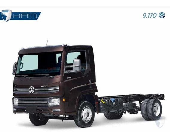 Volkswagen 9-170 Delivery Prime 2020