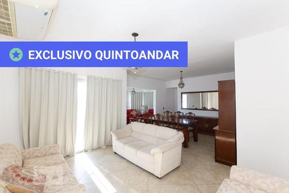 Apartamento No 16º Andar Mobiliado Com 4 Dormitórios E 2 Garagens - Id: 892970477 - 270477