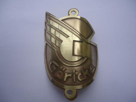 Emblema Goricke Kit Com Os 3 Emblemas
