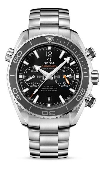 Omega Seamaster Planet Ocean Ceramic Chrono
