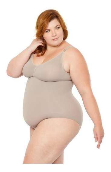 Body Plie Plus Size Modelador - Ref: 50403