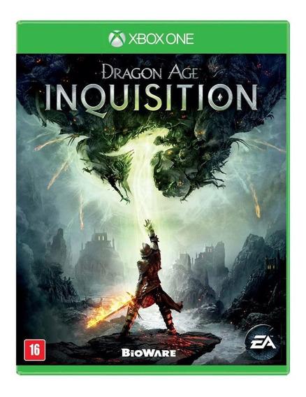 Dragon Age Inquisition Xbox One Mídia Física