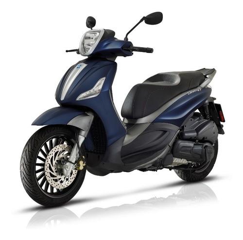 Imagen 1 de 8 de Piaggio Beverly 300 Cc Scooter Ahora 12 Y 18 Moto Plex Tuc