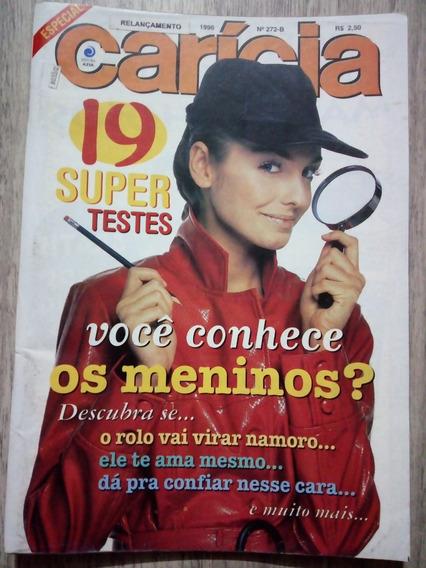 Carícia 272 Especial Testes - Camilla Guebur