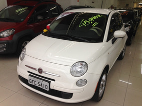 Fiat 500 1.4 Cult 8v Flex Dualogic