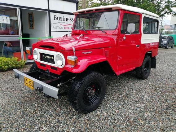 Toyota Fj Fj 43 Lkc 4.2 1978