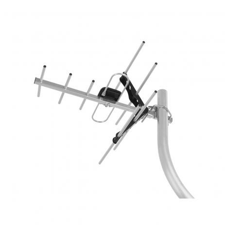 Kit Antena Externa Hdtv Ae 5010 + Cabo 15 Metros Intelbras
