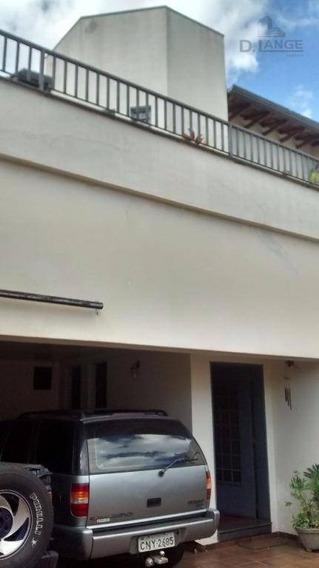 Casa Residencial Para Venda E Locação, Parque Taquaral, Campinas. - Ca10664