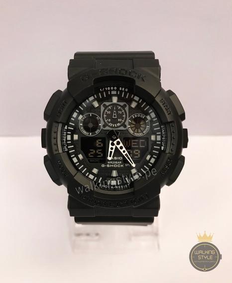 Reloj Casio G-shock Ga110 - Stock Octubre2 - Walkingstyle.pe