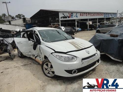 Renault Fluence 2013 2.0 Sucata Para Retirada De Peças