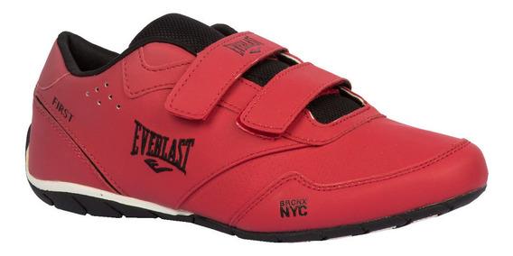 Tênis Everlast First Vermelho - Meninos