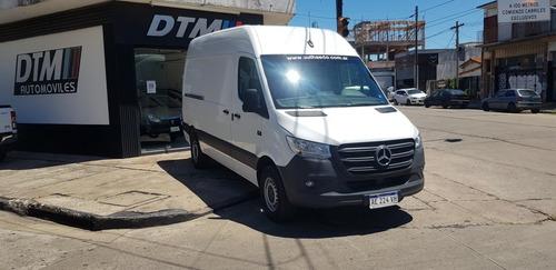 Mercedes-benz Sprinter 2020 416 Cdi Furgón 3665 Te V2