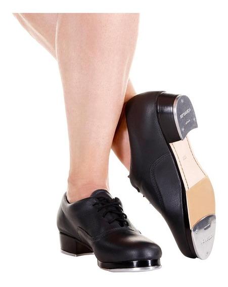 Sapato Sapateado Só Dança Profissional Ta 810