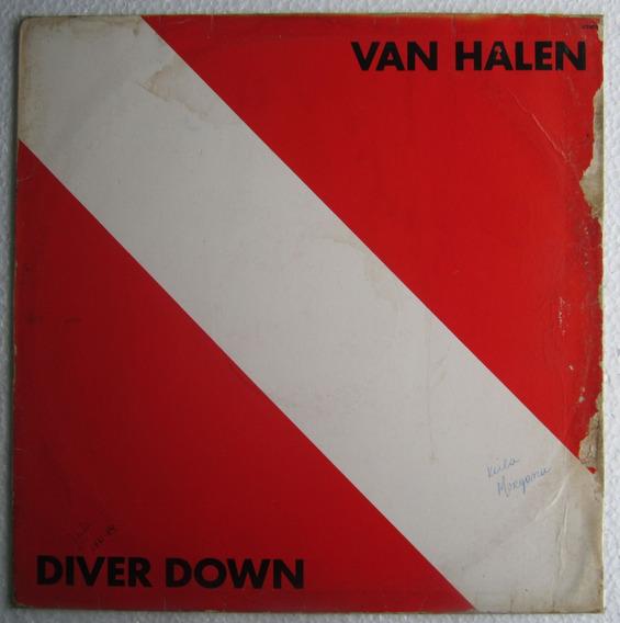 Lp Van Halen Diver Down