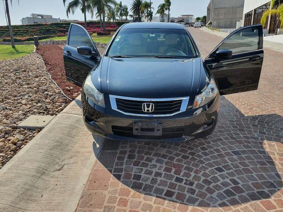 Honda Accord Le 4 Cil Llantas Nuevas Aut Controles Al Volant