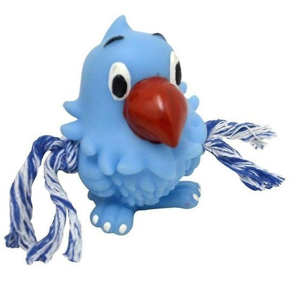Brinquedos Para Cachorro Papagaio Com Corda