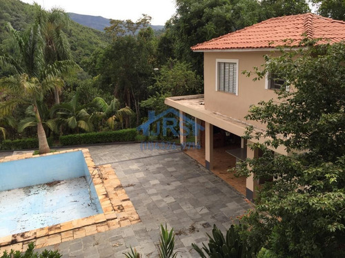 Chácara Com 4 Dormitórios À Venda, 17500 M² Por R$ 980.000,00 - Residencial Santa Helena - Gleba Ii - Santana De Parnaíba/sp - Ch0033