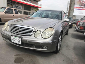 Mercedes-benz Clase E Elegance 320