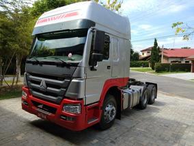 Sinotruk 11/11 380 6x4 Novíssimo - Melhor Caminhão D Mercado